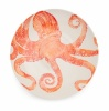 Octopus Large Serving Dish | Orange
