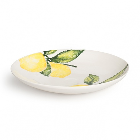 Extra Large Dish | Lemon
