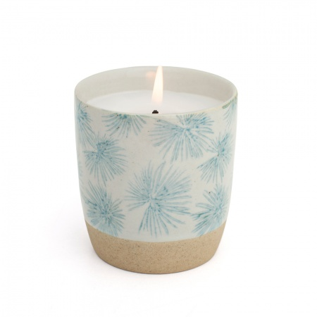 Scented Candle | Blue Palm