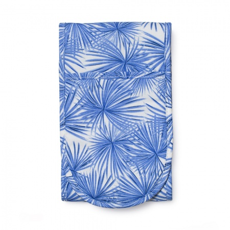 Double Oven Glove | Blue Palm
