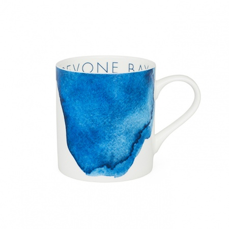 Trevone Bay Mug - Set of 2
