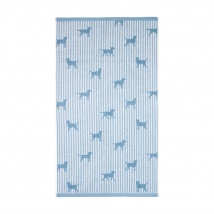 Labrador Towels | Blue
