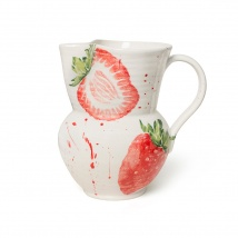 Strawberry Jug large