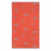 Oyster Catcher Towels | Orange