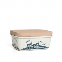Whitby Butter Dish