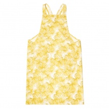 Apron | Yellow Palm