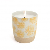 Scented Candle | Yellow Palm