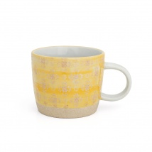 Mug | Yellow Lace