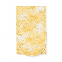 Double Oven Glove | Yellow Palm