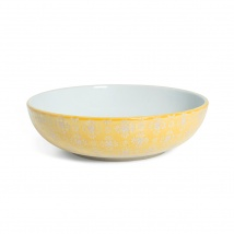 Supper Bowl | Yellow Lace