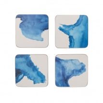 Coves of Cornwall Coasters Set/4
