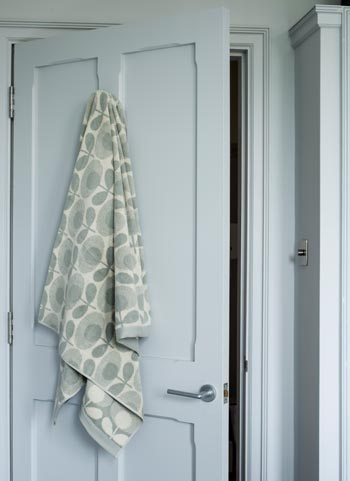 Orla Kiely bath towel