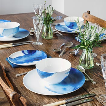 Rick Stein's Coves of Cornwall tableware